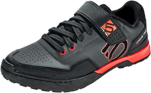 Five Ten Trailcross Mid Pro Sykkelsko Core Black Grey Two Solar Red | 6,5 (UK)